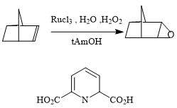 Epoxidation of Norbornene in the Presence of Oxidizing Agents
